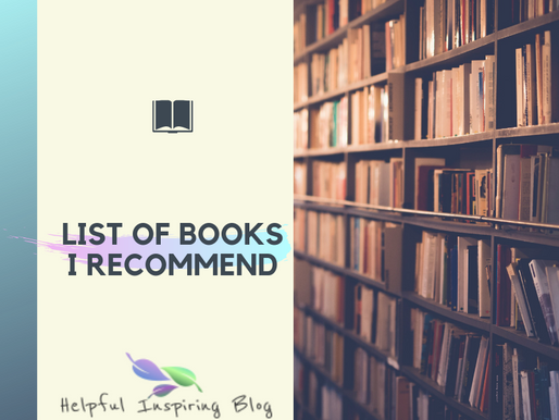 List Of Summer Books To Read!