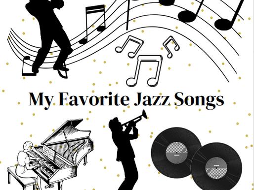 My Favorite Jazz Songs