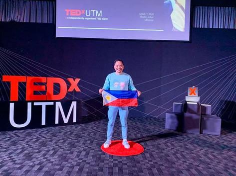 International TEDx Speaker
