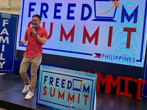 Freedom Summit Manila