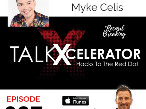 TalkXcelerator International Podcast Interview