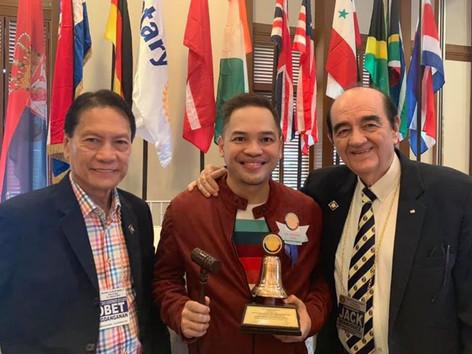 Manila Rotary Talk