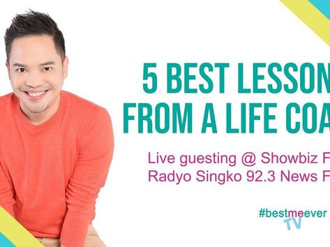 92.3 Radyo Singko News FM