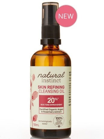 Natural Instinct - Skin Refining Cleansing oil (100ml)