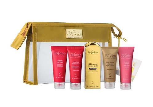 Jojoba Company - Travel Essentials Pack