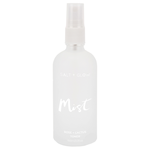 Salt+Glow - Skin Mist - Rose and Cactus (100ml)