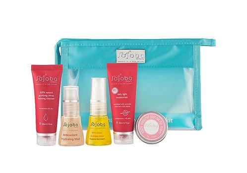Jojoba Company - Combination/Oily Skin trial Kit