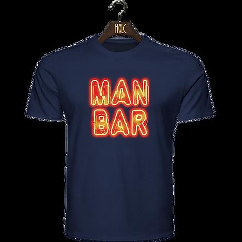 Man Bar Neon t shirt
