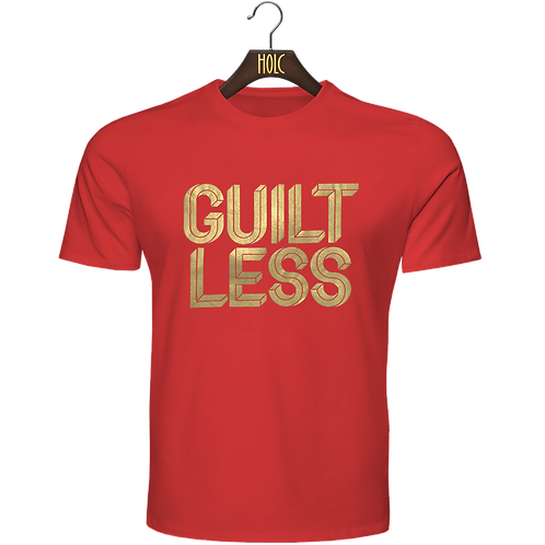 Guiltless t shirt