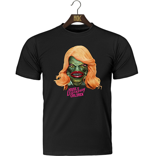 Miss Swamp Thing t shirt