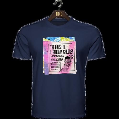 Vogue Ball Poster t shirt