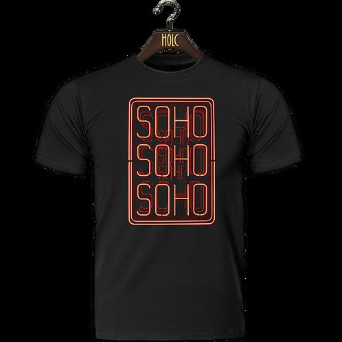 SOHO Neon t shirt