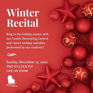 Winter Recital 1 14x14