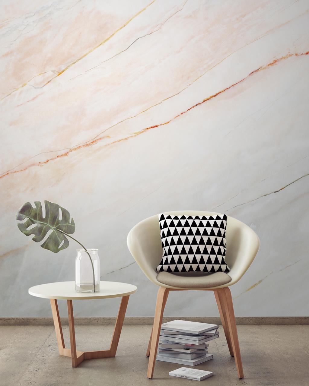 Murals-Wallpaper-Marble-6-Blush-Pink-Fade
