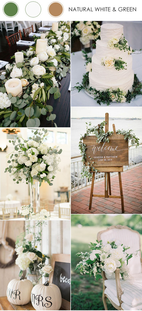 Wedding Color Trends for 2017