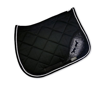saddlecloth-black-swarovski