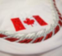 flag-saddlecloth-detail