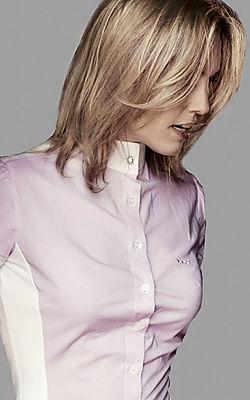 camicia-manicacorta-rosa