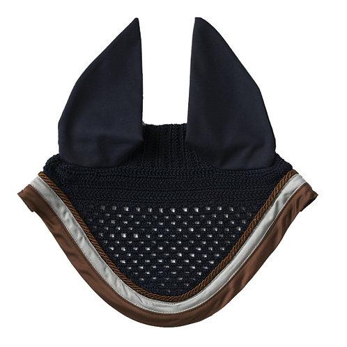 CUFFIA CUCITA A MANO / Handmade Crochet fly bonnet