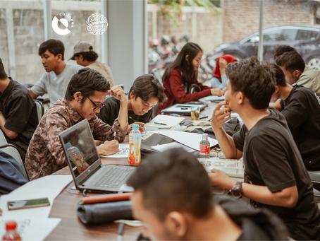 Collabox Creative Hub: Wadah Anak Muda  Berkreasi dan Berkolaborasi