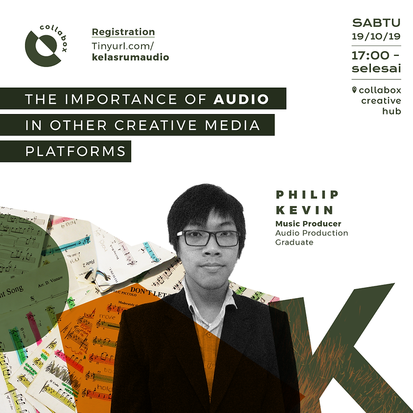 The Importance of Audio in other Creative Media Platform