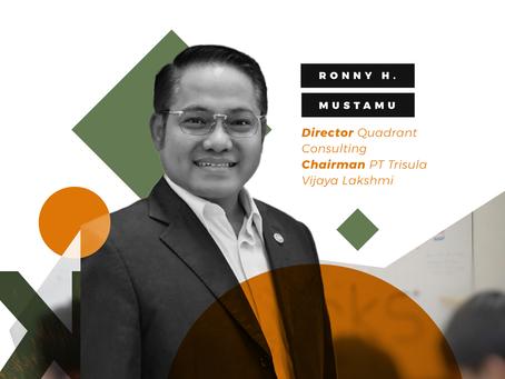 Ronny H. Mustamu, Director of Quadrant Consulting