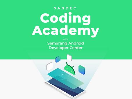Coding Academy Untuk Anak SD, SMP, dan SMA di Semarang bersama SANDEC