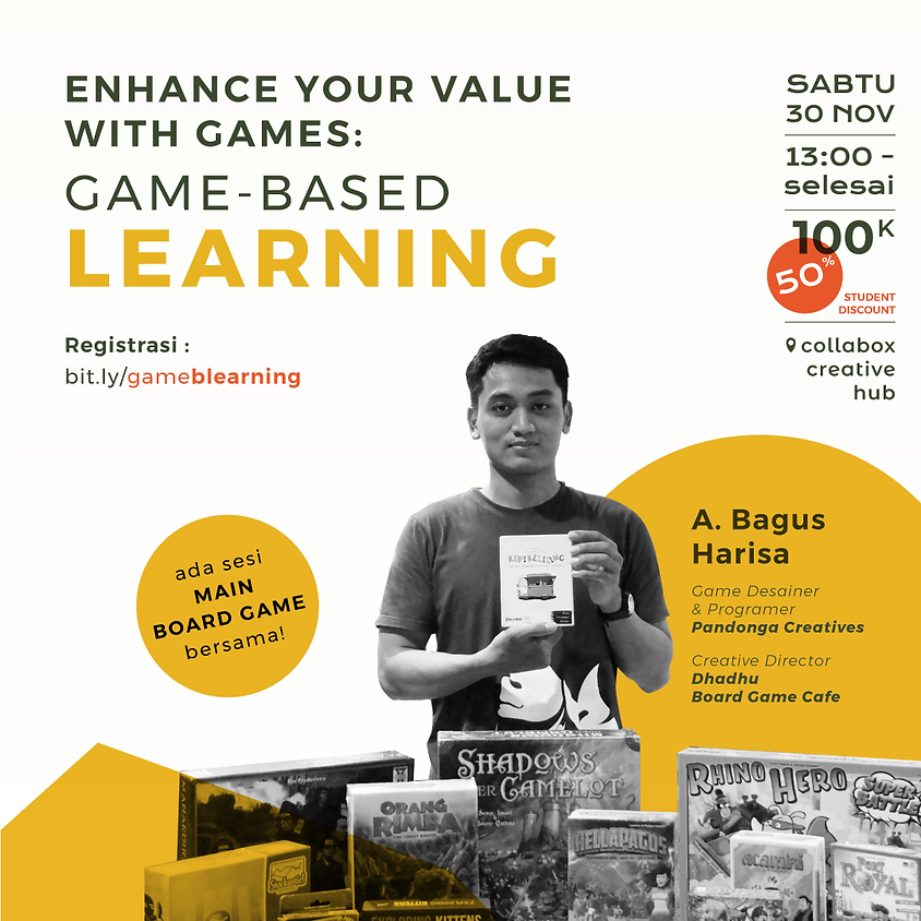 Games for Education : Game-based Learning