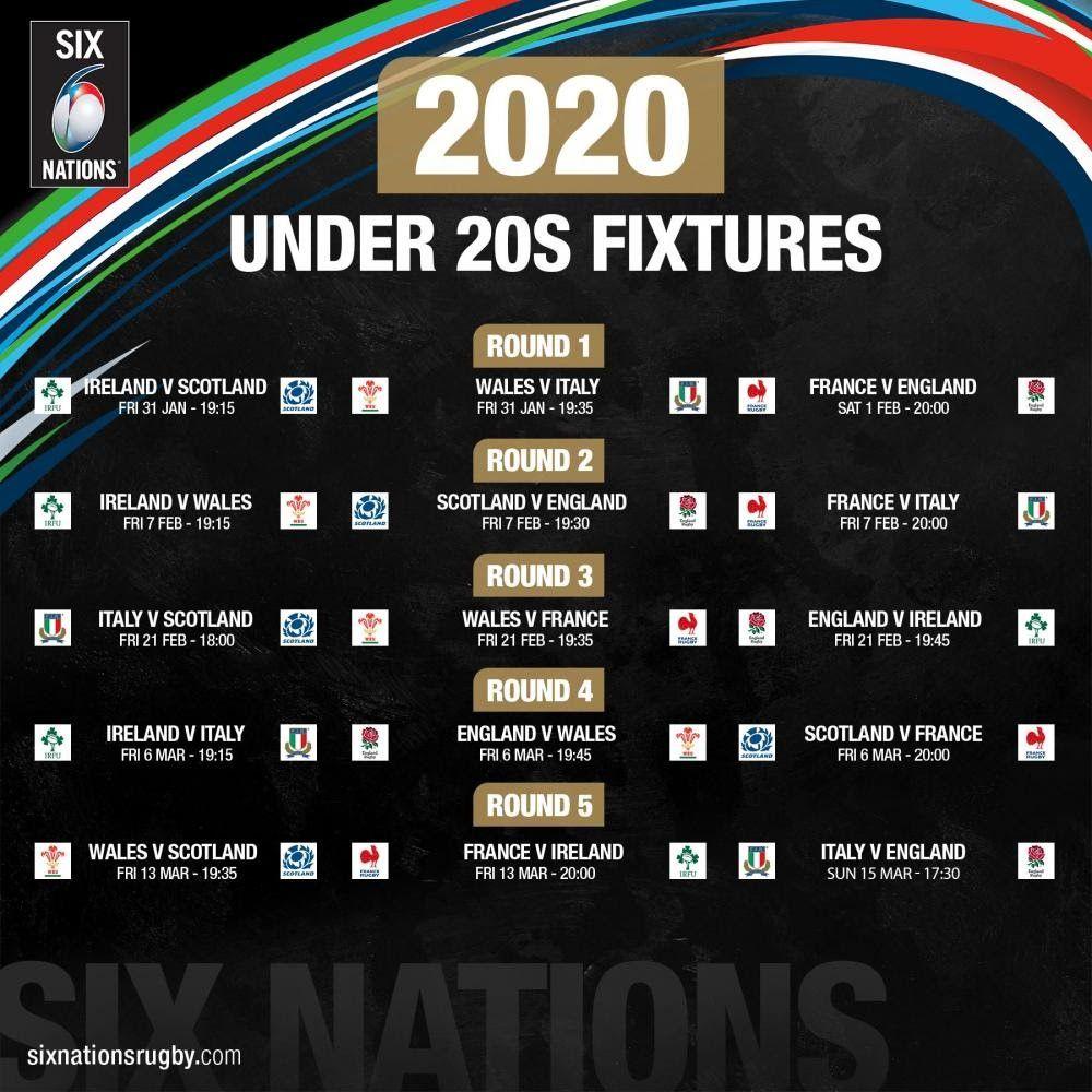 6 nations 2k20