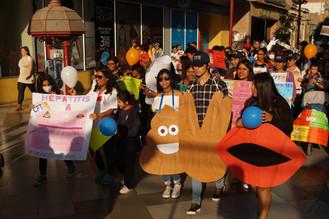 CFT participó en jornada Pro-vacunas de la SEREMI de Salud