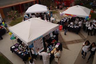 Con feria de salud promueven el autocuidado y la detección precoz del VIH