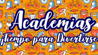 Inscríbete en las academias 2018