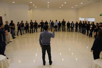 Trabajadores del CFT participaron de jornada de autocuidado