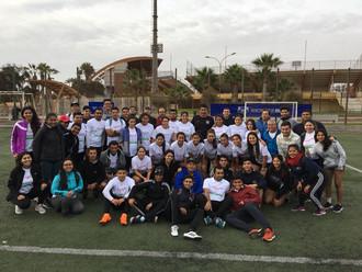 DT de la selección chilena femenina de fútbol realizó charlas deportivas