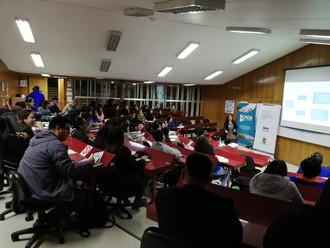 Realizaron Clínica Contable a estudiantes del área de administración