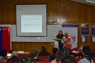 Realizaron charla magistral sobre Geotecnia