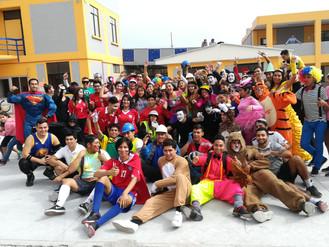 Estudiantes participaron en Feria de Psicomotricidad