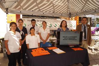 El CFT estuvo presente en la Expo Enfermería 2018