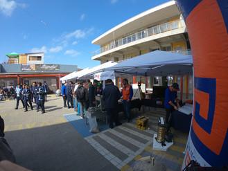 Estudiante lucieron proyectos y equipamiento tecnológico en Feria de las Competencias