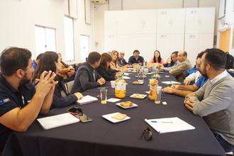 COE de educación sesionó en campus Las Acacias
