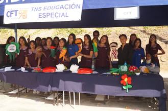 CFT estuvo presente en 3era Feria de Seguridad Escolar y Parvularia