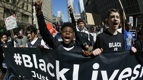 """Don't tell me not to say """"Black Lives Matter"""""""