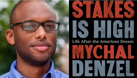 The stakes are high in NYT bestselling-author Mychal Denzel Smith's latest book