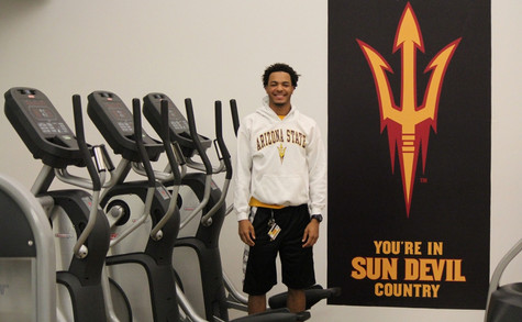 ASU According To You: An Exercise and Wellness student