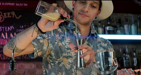BIPOC bartenders shake it up