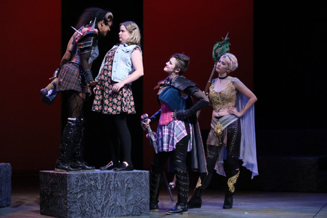 'She Kills Monsters' production to bring out the nerd in all of us
