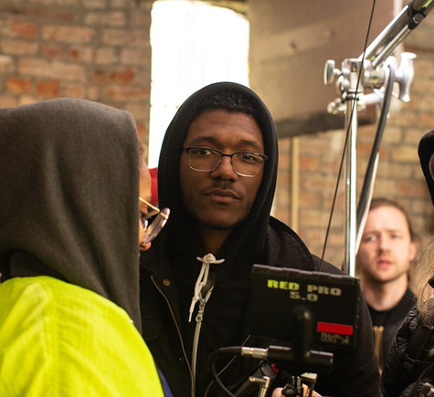 Black in Film is diversifying the industry