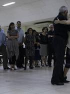 Hoy se baila en la Práctica de Tango -