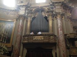 Organ Tour Italia 2013