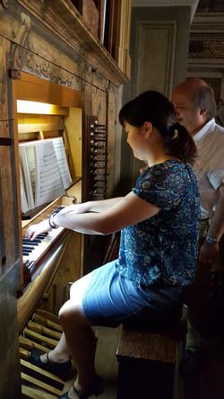 Organ Tour Italia 2016